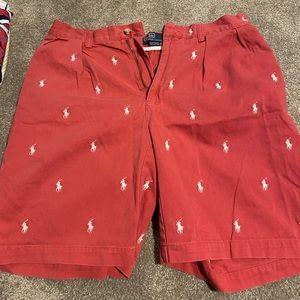 Ralph Lauren Pony Shorts